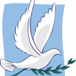 Dove of Peace — Lizenzfreies Foto
