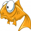 Stockfoto: Gold fish