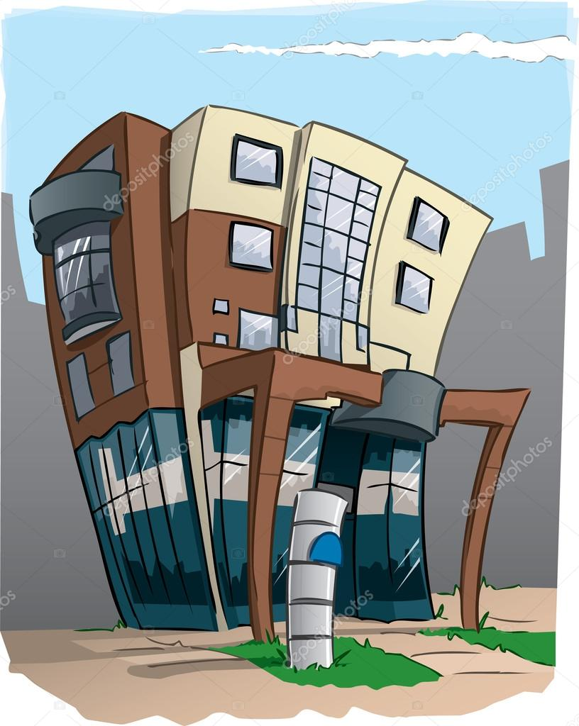Immeuble de bureaux moderne photo 30085545 for Image immeuble moderne