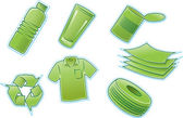Recycle products — Stock Photo