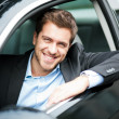 Car driver — Stock Photo #22872254