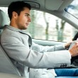 Car driver — Stock Photo #22872508
