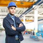 Engineer portrait — Stock Photo