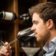 Sommelier - Stock Photo