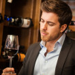 Stock Photo: Sommelier
