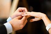婚約指輪 — ストック写真