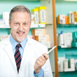 Pharmacist at work - Stock Photo