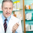 Pharmacist at work — Stock Photo #23608567