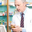Pharmacist — Stockfoto #23608605