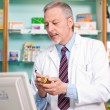 Pharmacist — Stockfoto