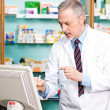 Pharmacist — Stock Photo #23608613