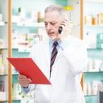 Pharmacist — Stock Photo #23608679