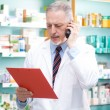 Pharmacist — Stock Photo #23608693