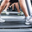 Treadmills — Stock Photo #23608915