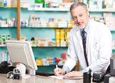 Farmacista — Foto Stock