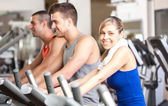 Fitness club — Stock Photo
