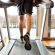 Man doing fitness - Foto de Stock