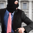 Thief - Stock Photo