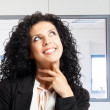 Stock Photo: Businesswoman portrait