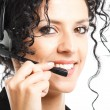 Customer representative portrait — Stock Photo