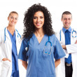 Medical team — Stock Photo #24037621