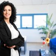 Gorgeous businesswoman portrait — Stock Photo