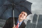 企业危机 — 图库照片