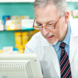 Pharmacist at work — Stock Photo #24041053