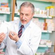 Pharmacist — Stock Photo #24041949