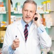 Pharmacist — Stock Photo #24042027