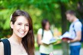 Student portrait — Stock Photo