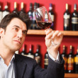 Sommelier — Stock Photo