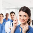 Medical team — Stock Photo #29925629