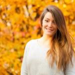 Autumn woman — Stock Photo #29926271