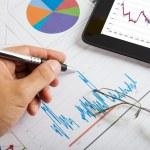 strategia di business — Foto Stock