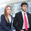 Business partners — Stock Photo