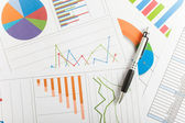 Business documents — Stock Photo