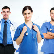 Medical team — Stock Photo #30860937