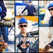 Industrial workers — Stock Photo #30861277