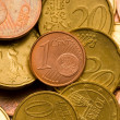 Euro coins — Stock Photo #32801161