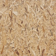Yellow wood chipboard  — Stock Photo