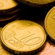 Euro coins — Stock Photo #32801209