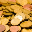 Euro coins — Stock Photo #32801261