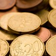 Euro coins — Stock Photo #32801729