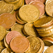 Euro coins — Stock Photo #32801811