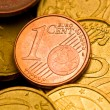 Euro coins — Stock Photo #32802305