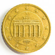 Euro coin — Stock Photo #32802791