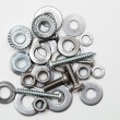 Nuts and bolts — Stock Photo #32802809