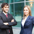 Business partners — Stock Photo #32803009