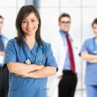 Medical team — Stock Photo #34299605